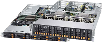 NVMe solutions